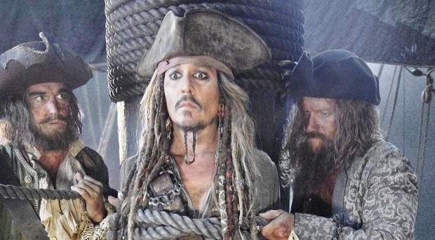 Pirati dei Caraibi 5: la vendetta di Salazar - dal 24 Maggio al 6 Giugno