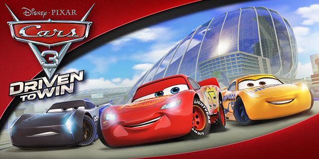 Cars 3 - dal 22 al 26 ore 19.30 - sabato e domenica alle 17.30 e 19.30