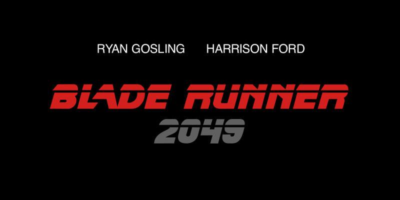 Blade Runner 2049 - dal 13 al 18 Ottobre - Spettacoli ore 18.30 e 21.30