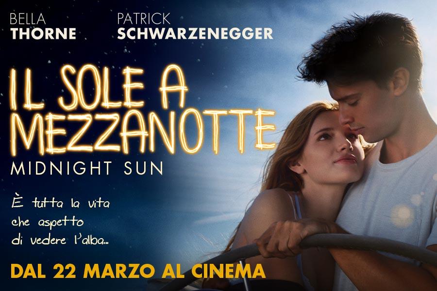 Il sole a mezzanotte - dal 23 al 29 Marzo (escluso giorno 26 per teatro) - Spettacoli ore 19.30 e 21.30