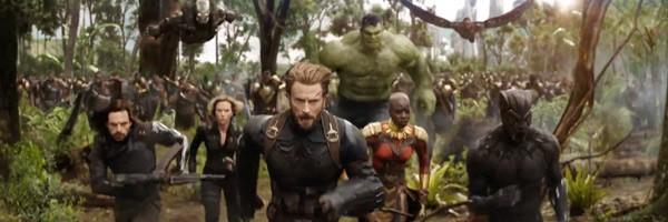 Avengers: Infinity War - dal 25 aprile in Contemporanea Nazionale - Orario Spettacoli: 18.30 e 21.30